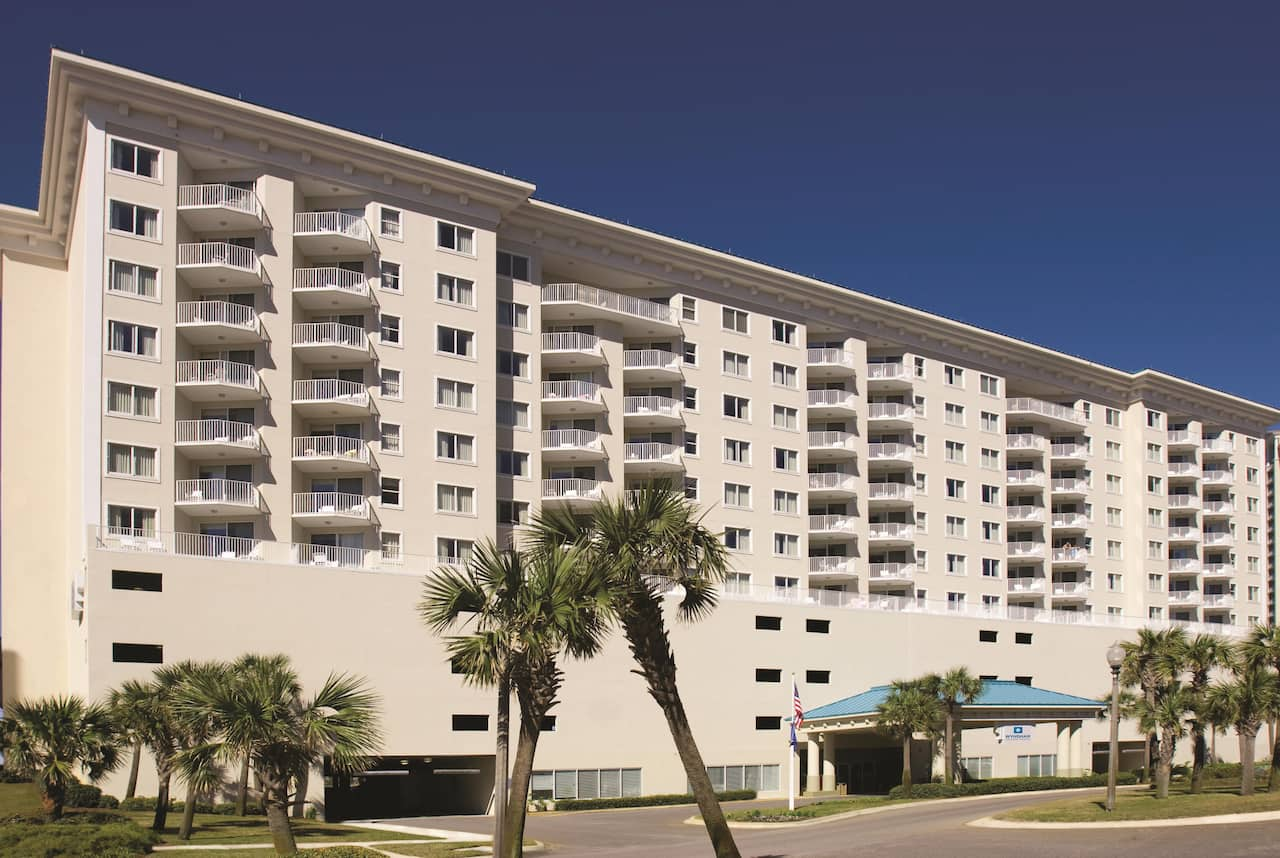 Wyndham Vacation Resorts at Majestic Sun in Fort Walton Beach, Florida