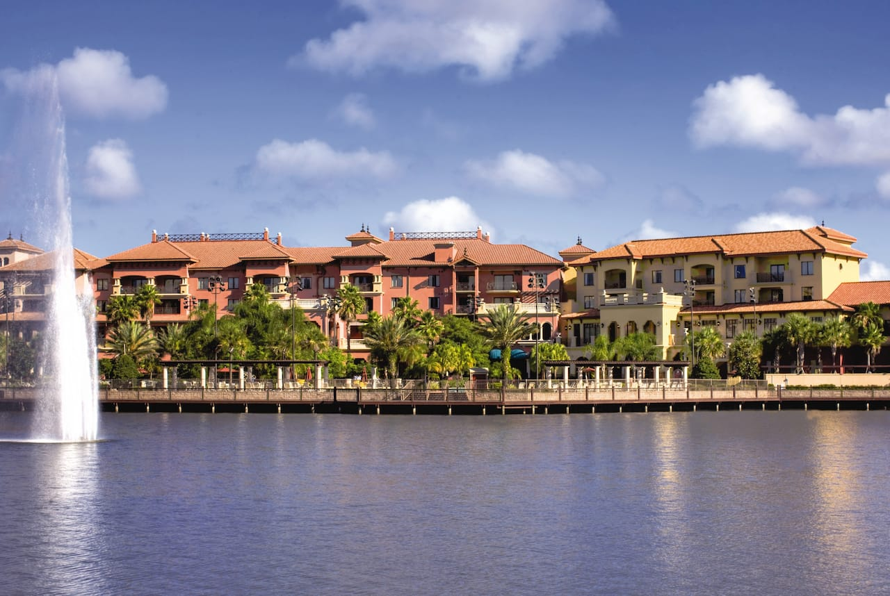 Wyndham Bonnet Creek Resort in Lake Buena Vista, Florida