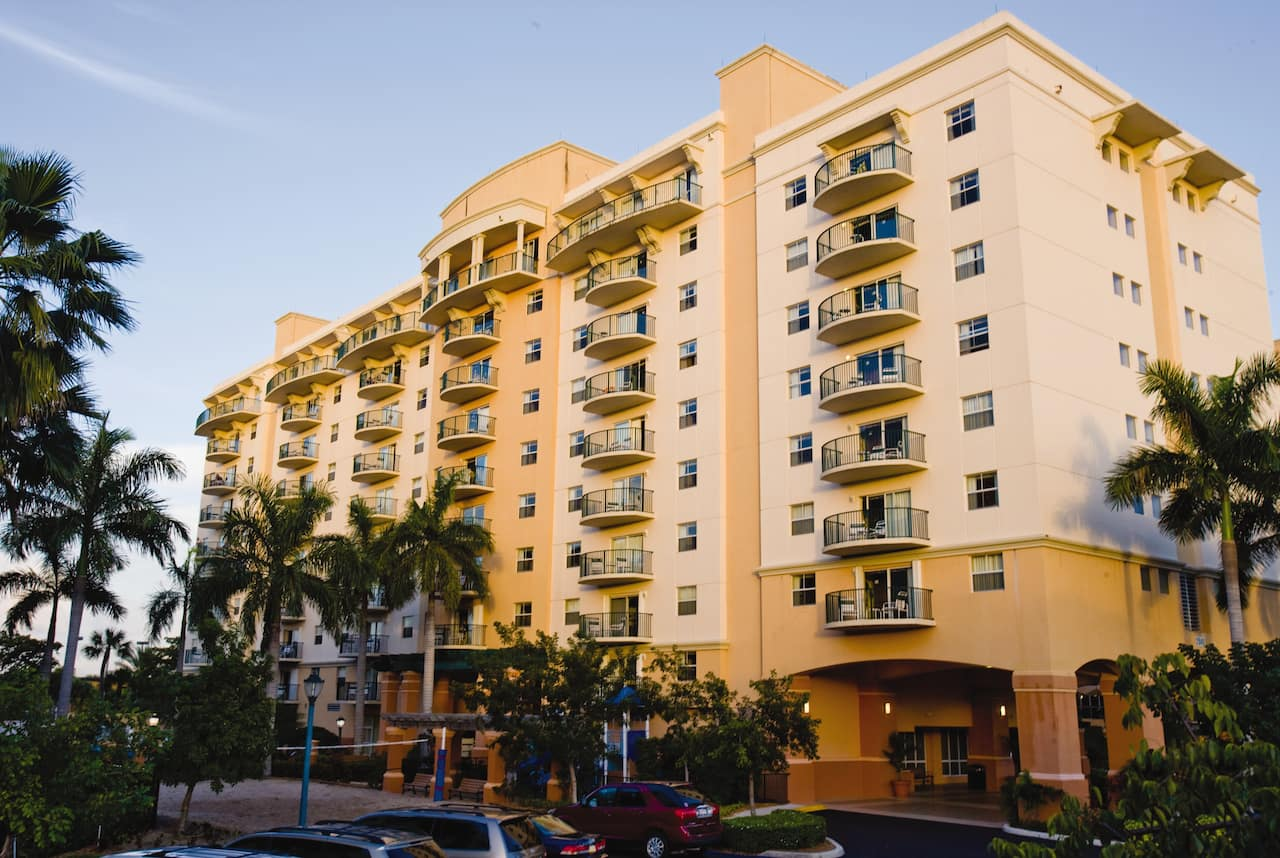 Wyndham Palm-Aire in Deerfield Beach, Florida