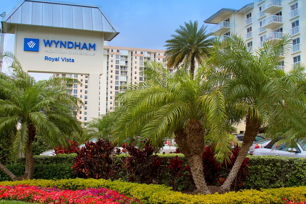 Wyndham Royal Vista in Fort Lauderdale, Florida