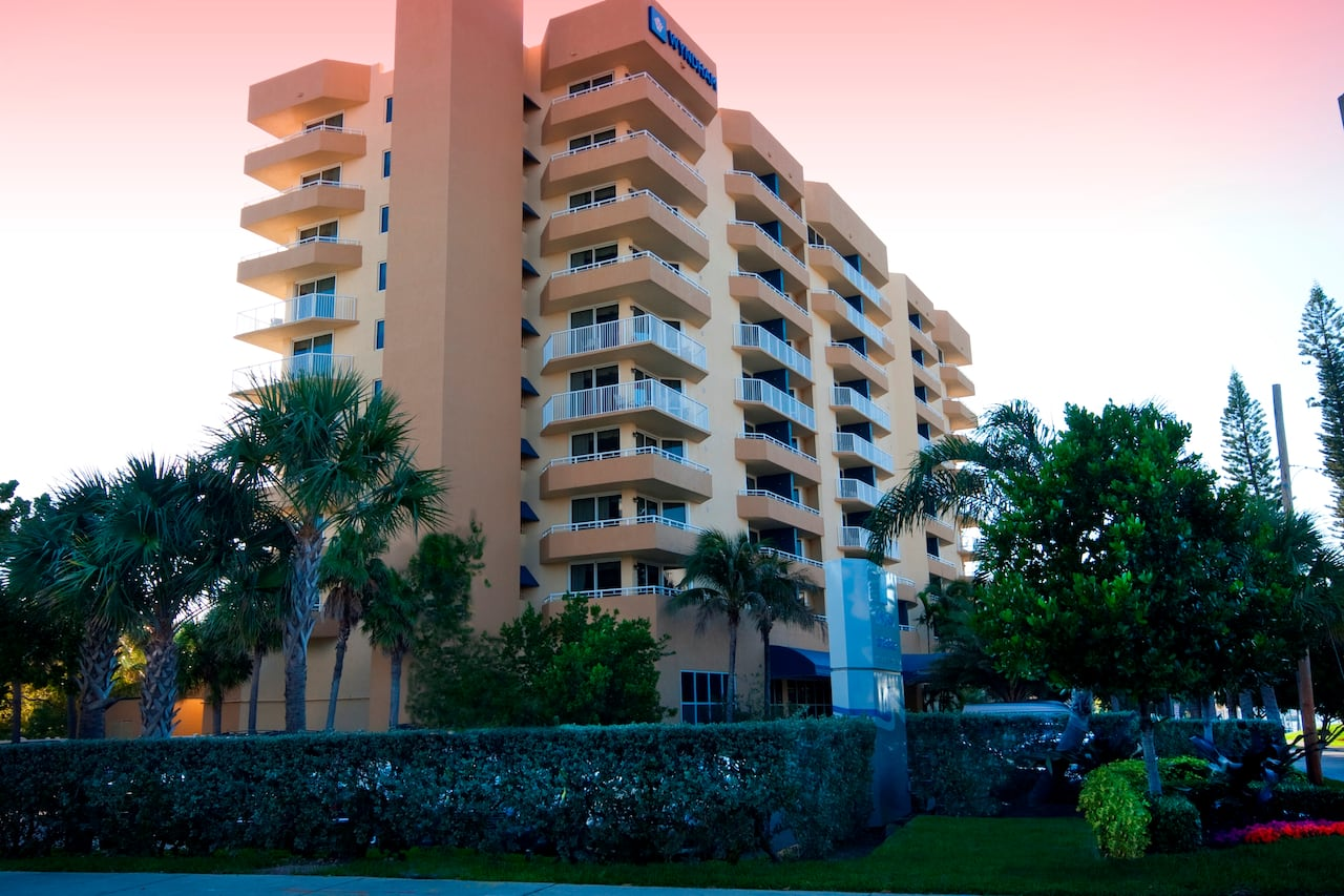Wyndham Santa Barbara in Fort Lauderdale, Florida