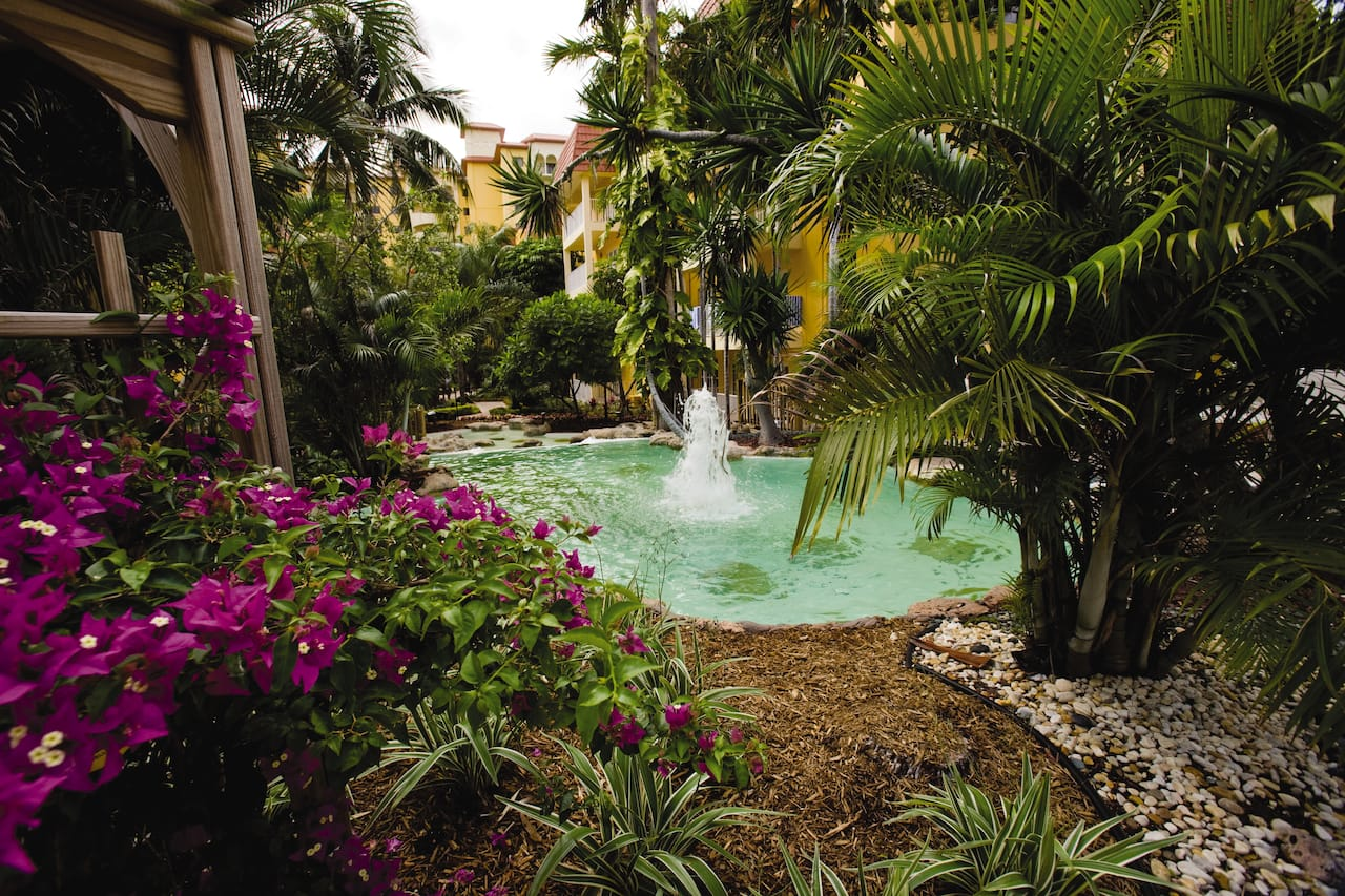 Wyndham Sea Gardens in Pompano Beach, Florida