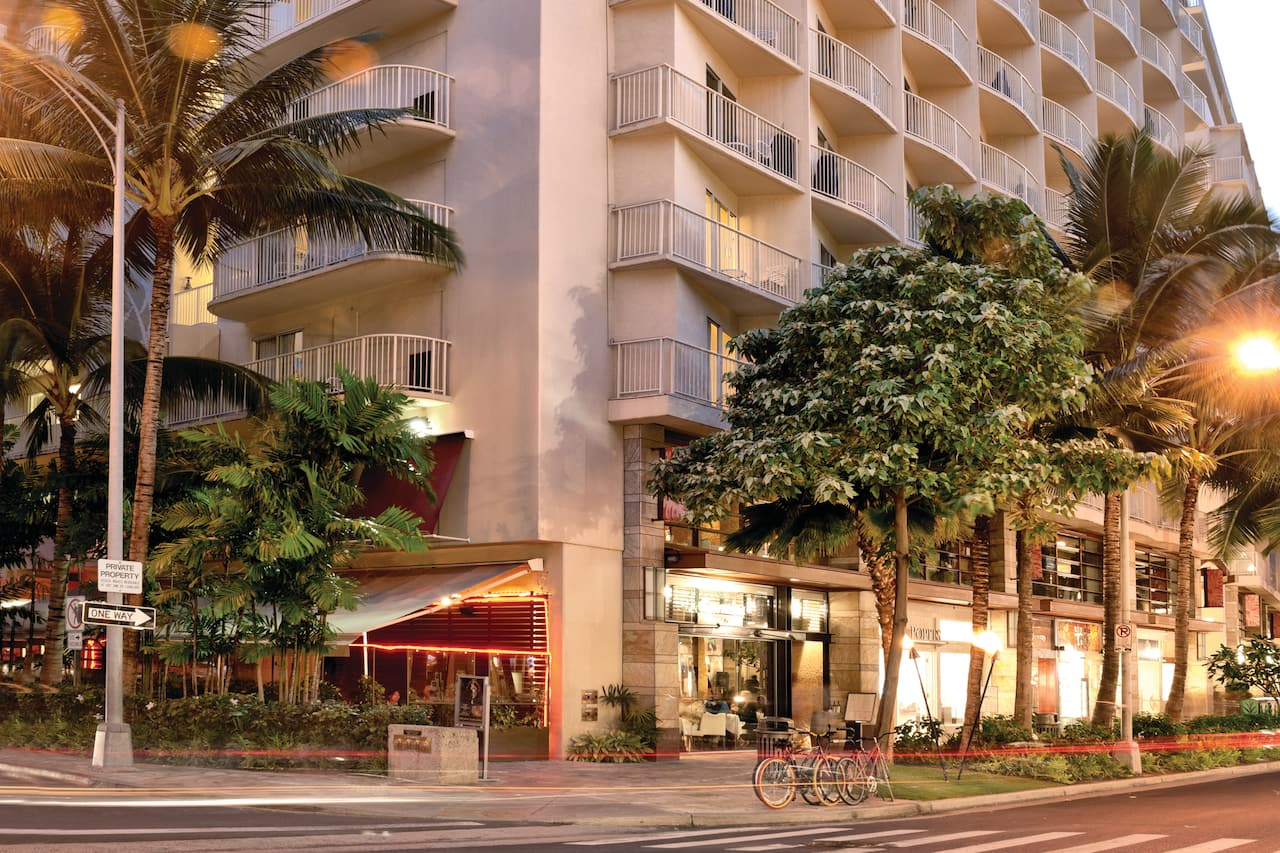 Wyndham at Waikiki Beach Walk in Honolulu, Hawaii