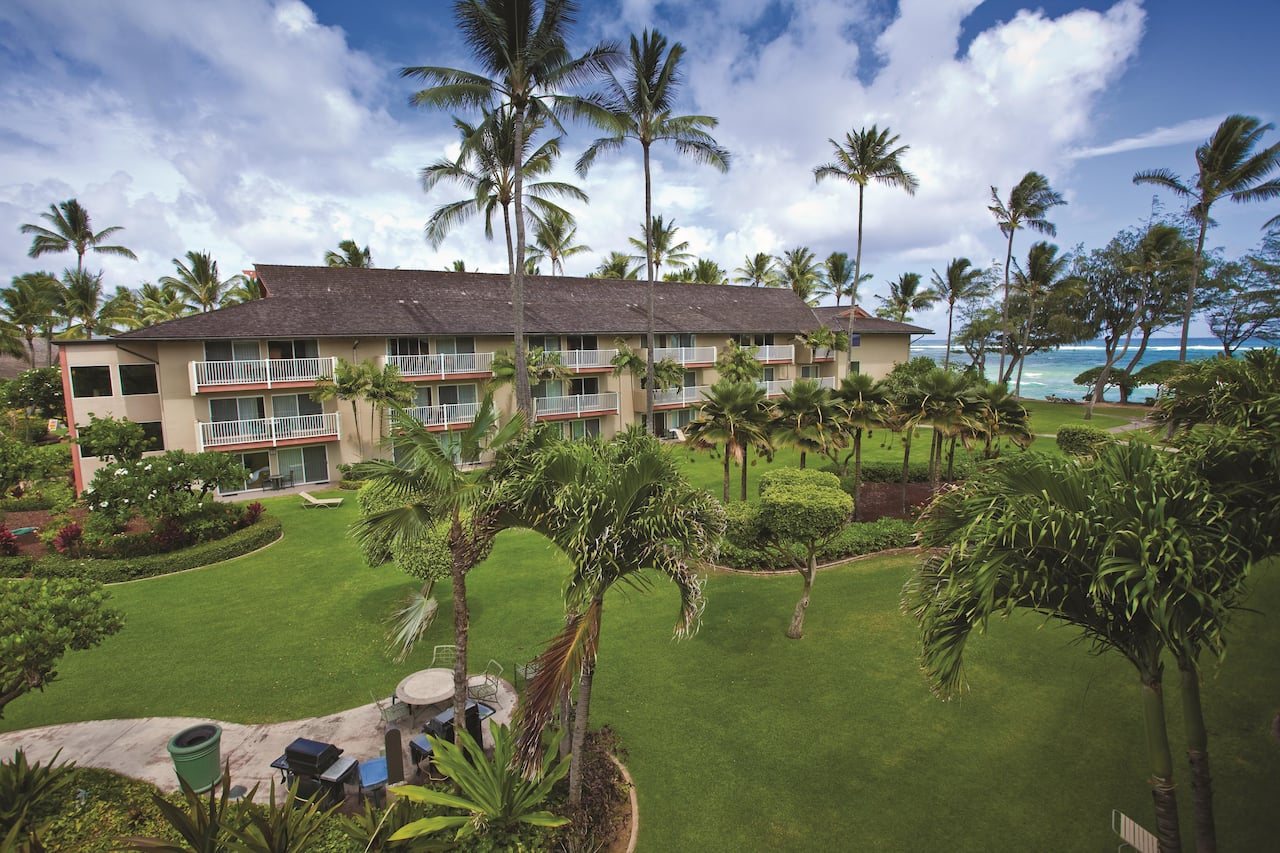 Kauai Coast Resort at the Beachboy in Lihue, Hawaii