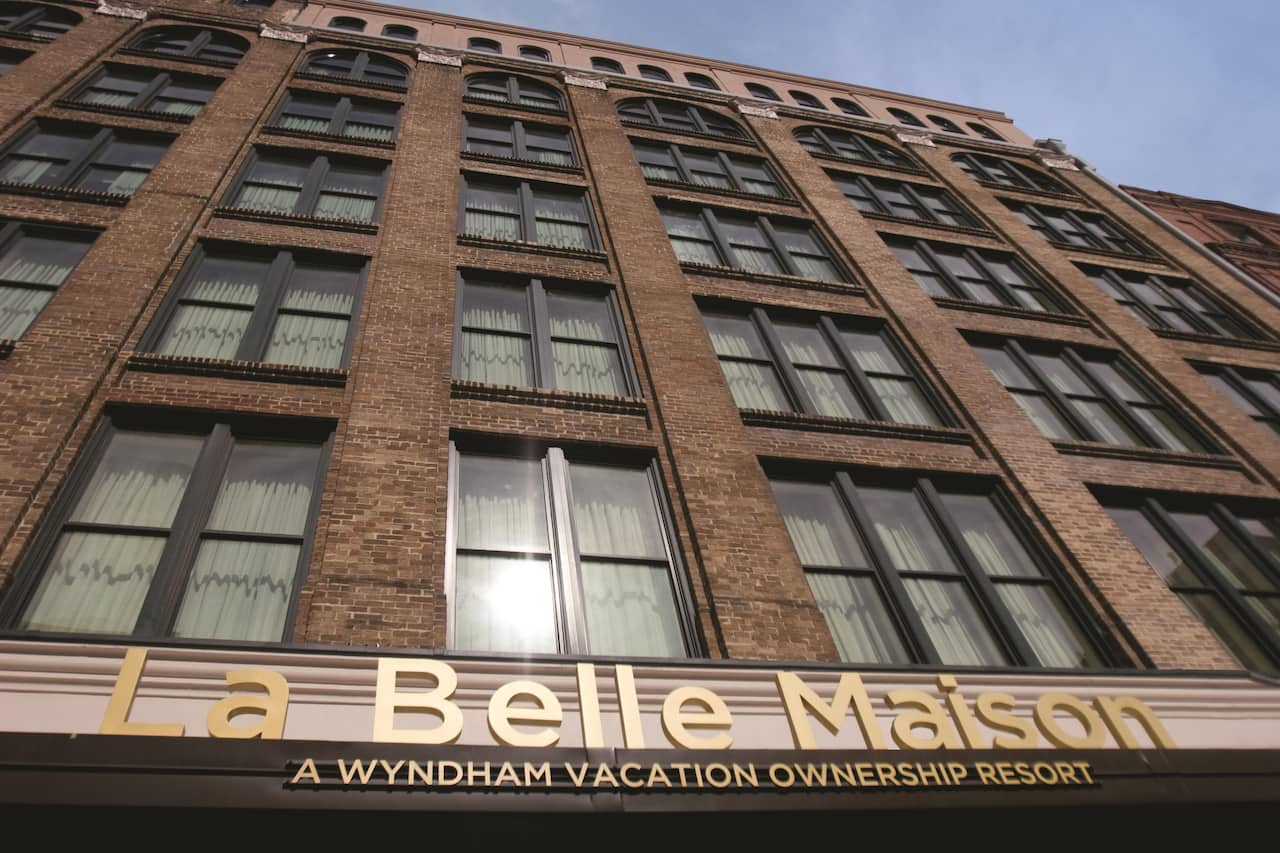 Wyndham La Belle Maison in Harvey, Louisiana