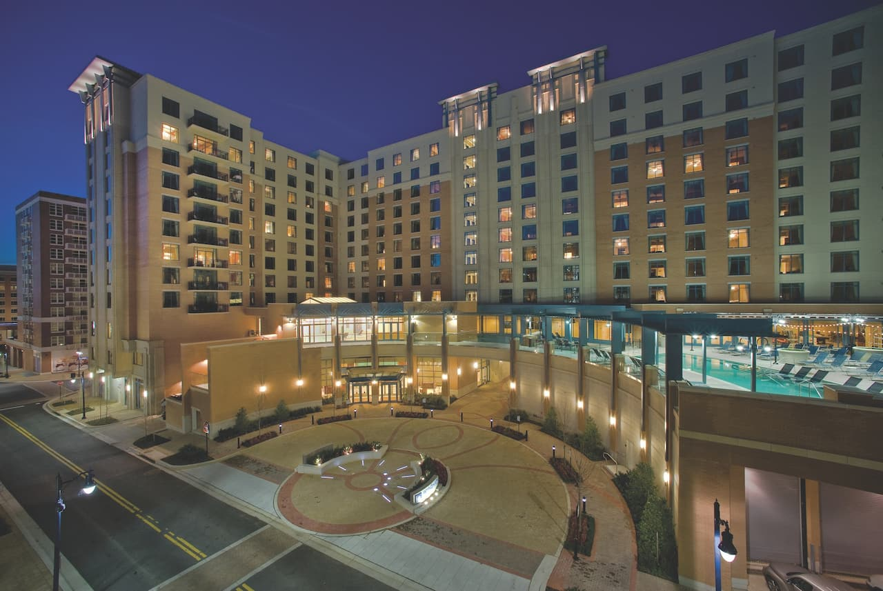 Wyndham Vacation Resorts at National Harbor in Dumfries, Virginia