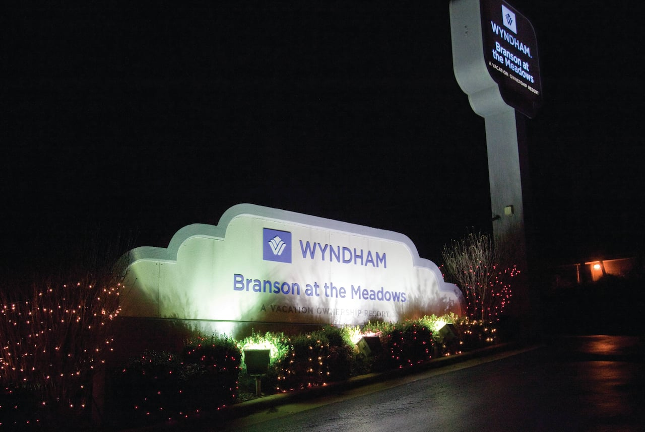 Wyndham Branson at the Meadows in Hollister, Missouri