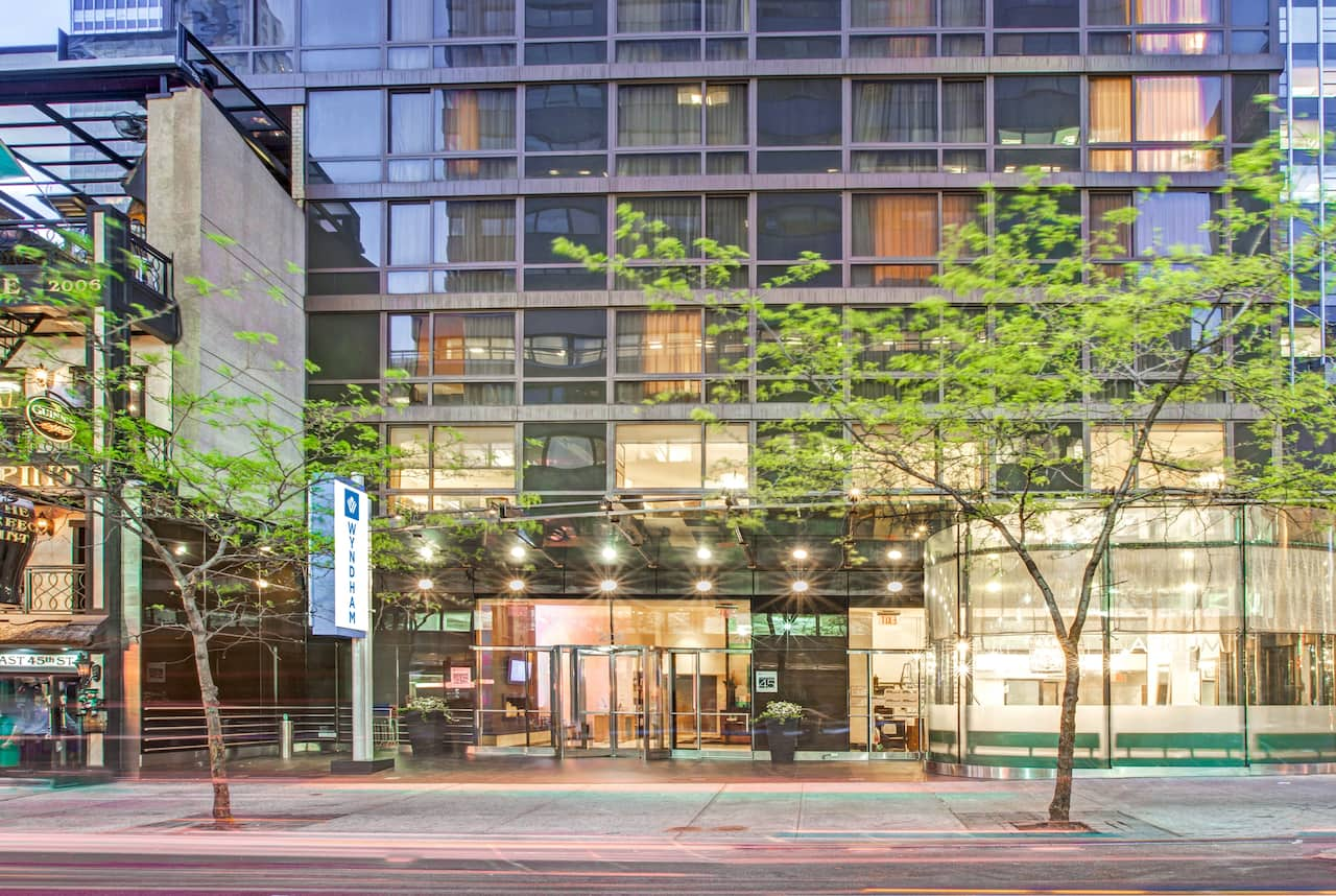 Wyndham Midtown 45 at New York City in  Brooklyn,  New York