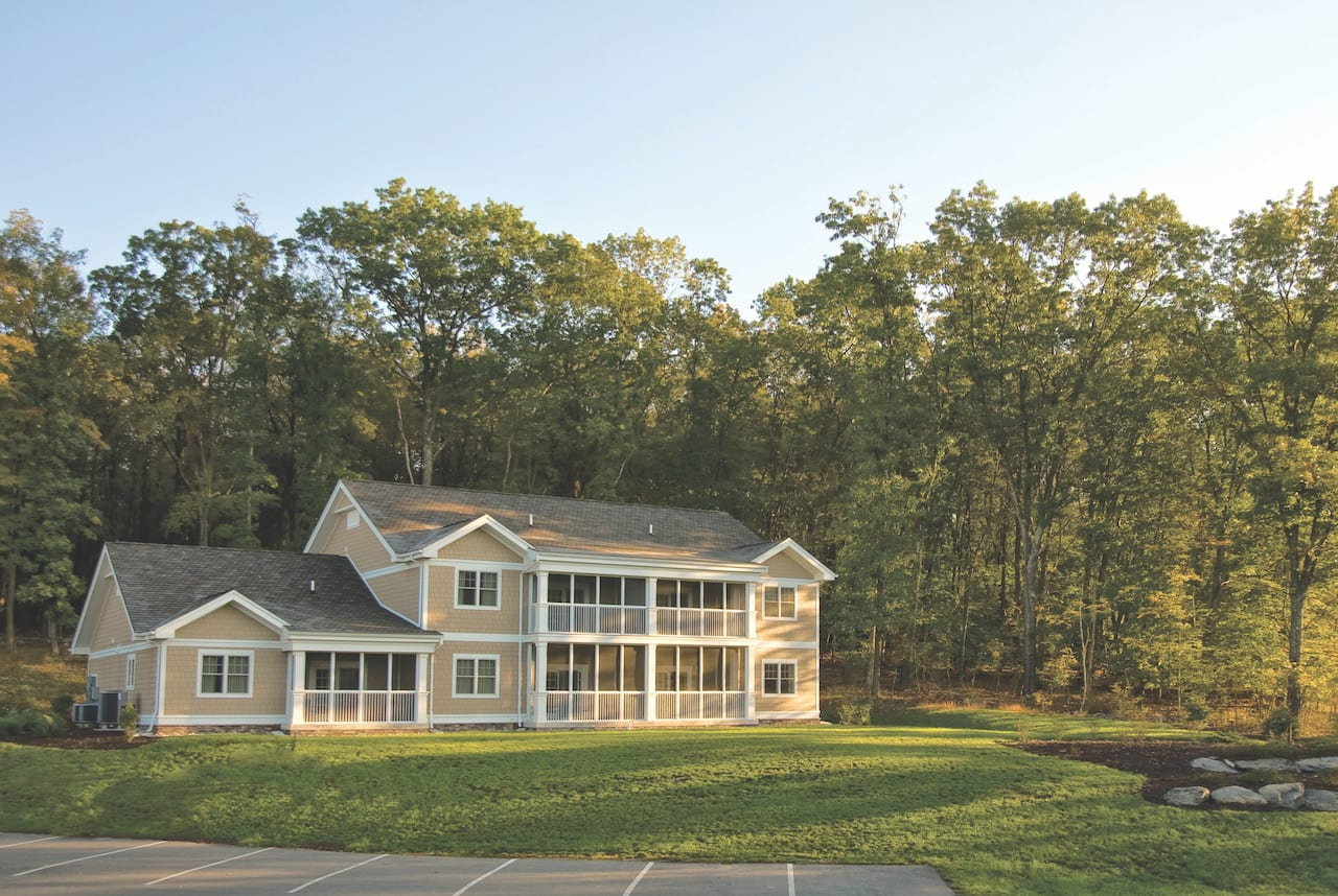 Wyndham Vacation Resorts Shawnee Village in Blairstown, New Jersey