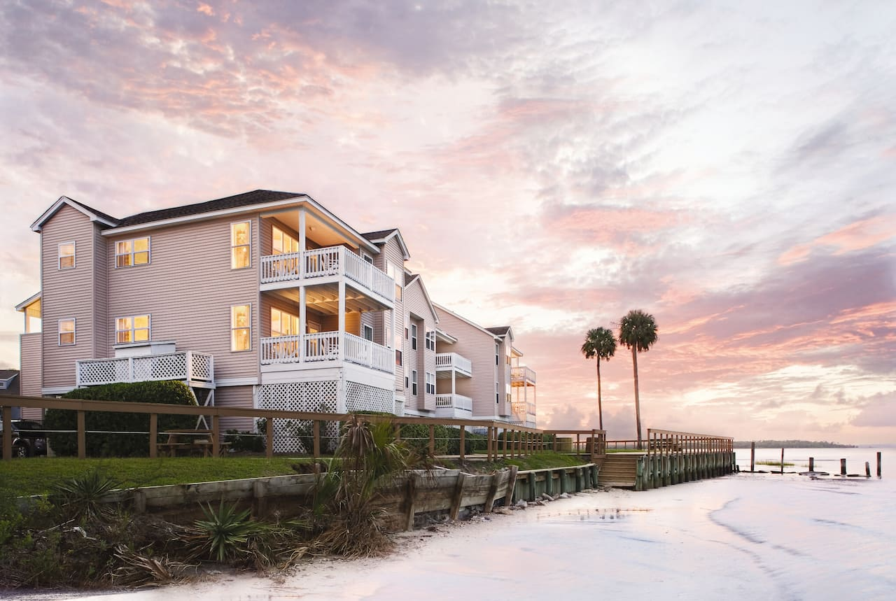 Wyndham Ocean Ridge in Beaufort, South Carolina