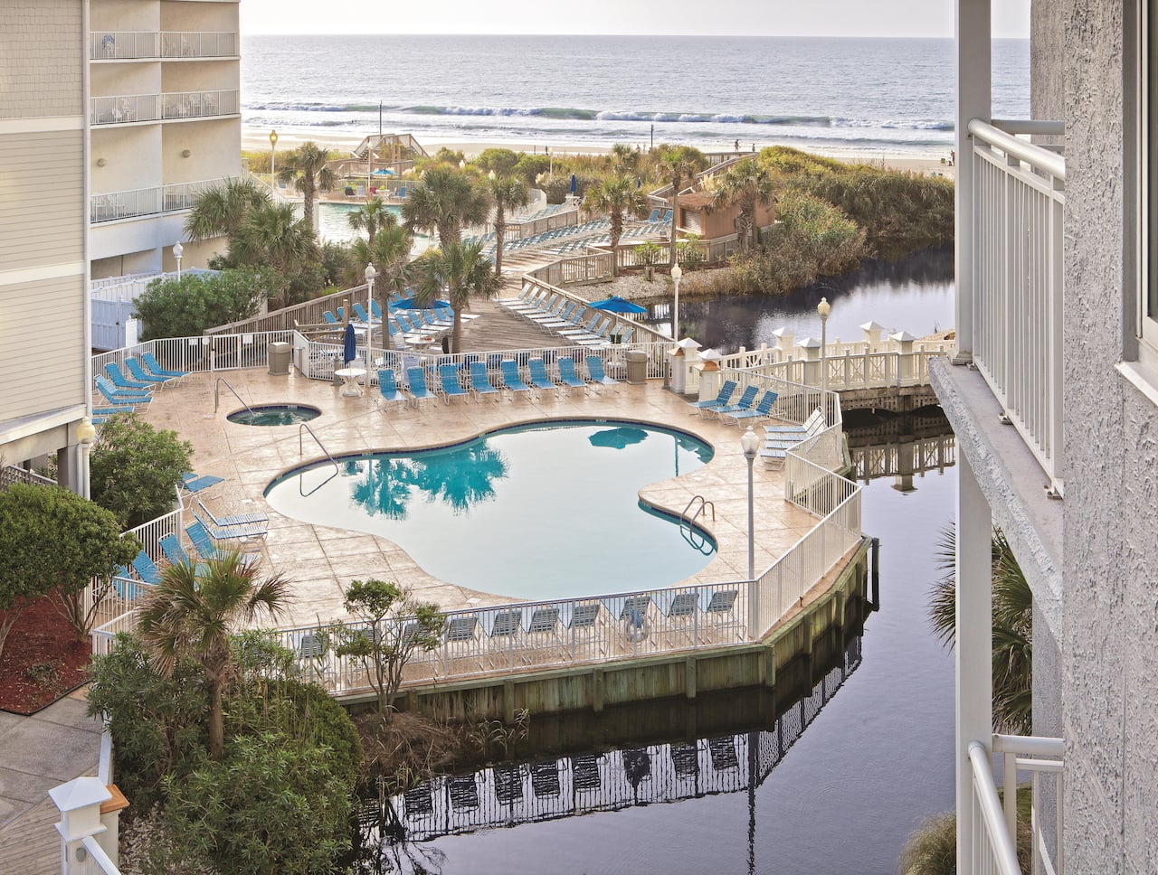 Wyndham SeaWatch Plantation in  Myrtle Beach,  South Carolina