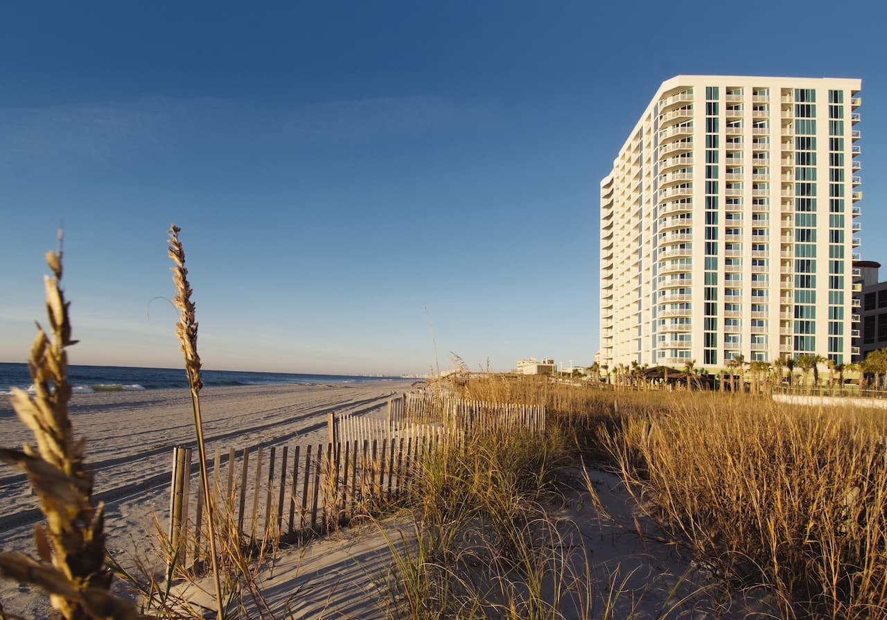 Wyndham Vacation Resorts Towers on the Grove at North Myrtle in Myrtle Beach, South Carolina