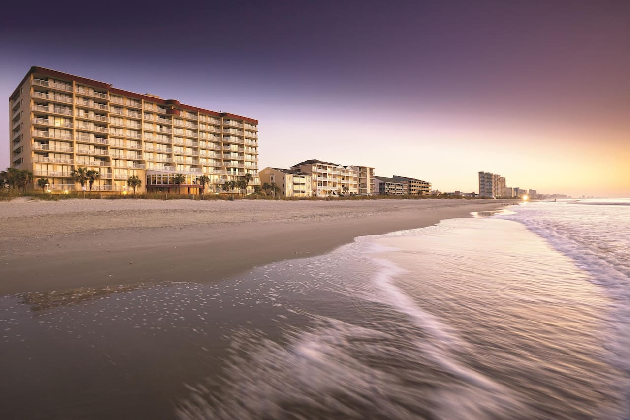 Wyndham Westwinds in Myrtle Beach, South Carolina