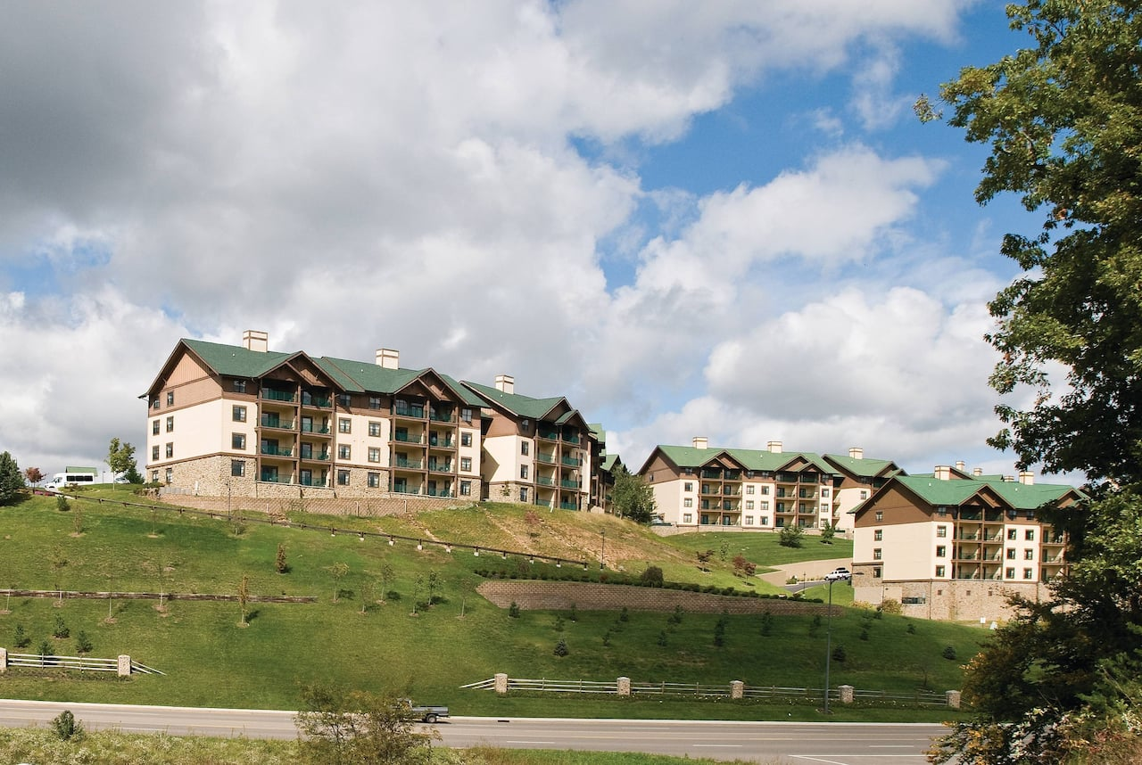 Wyndham Smoky Mountains in Pigeon Forge, Tennessee