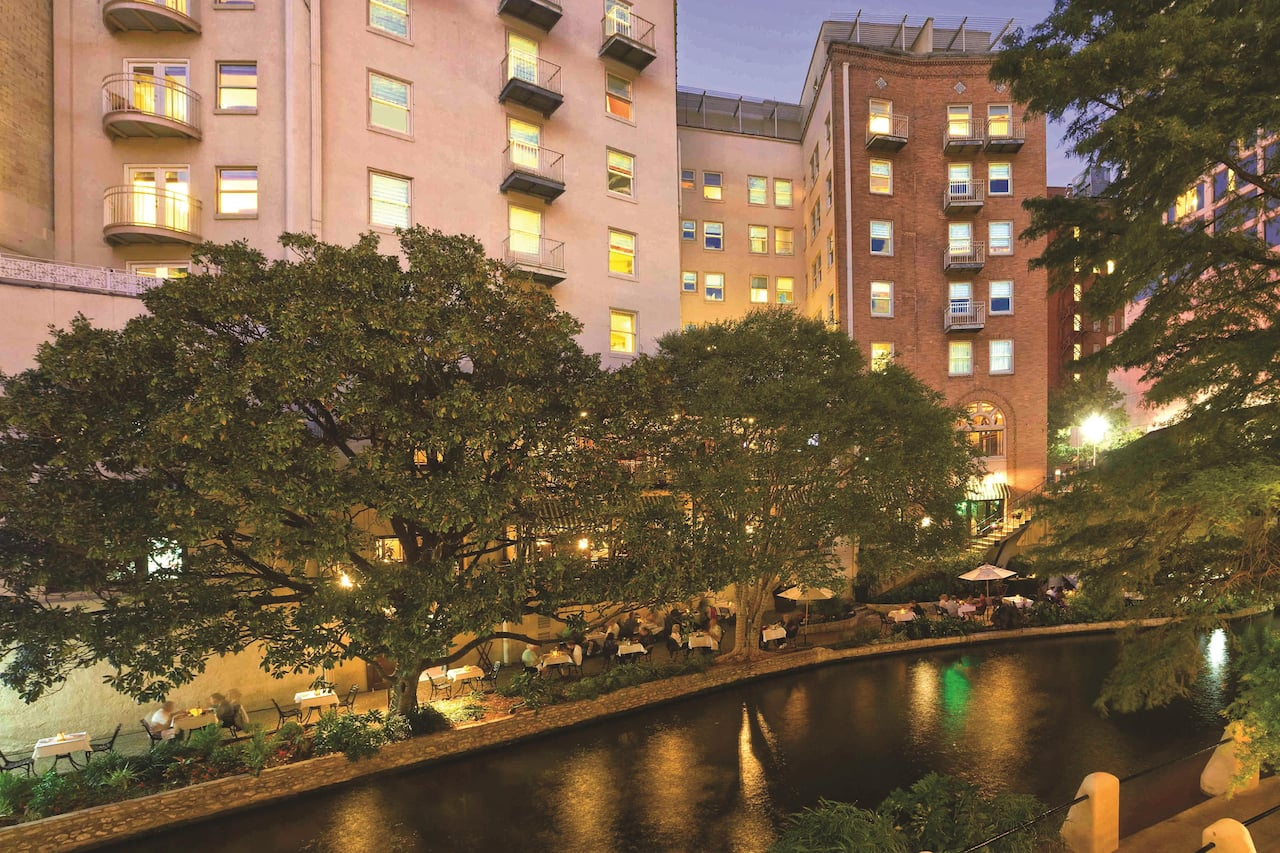 Wyndham Riverside Suites in San Antonio, Texas