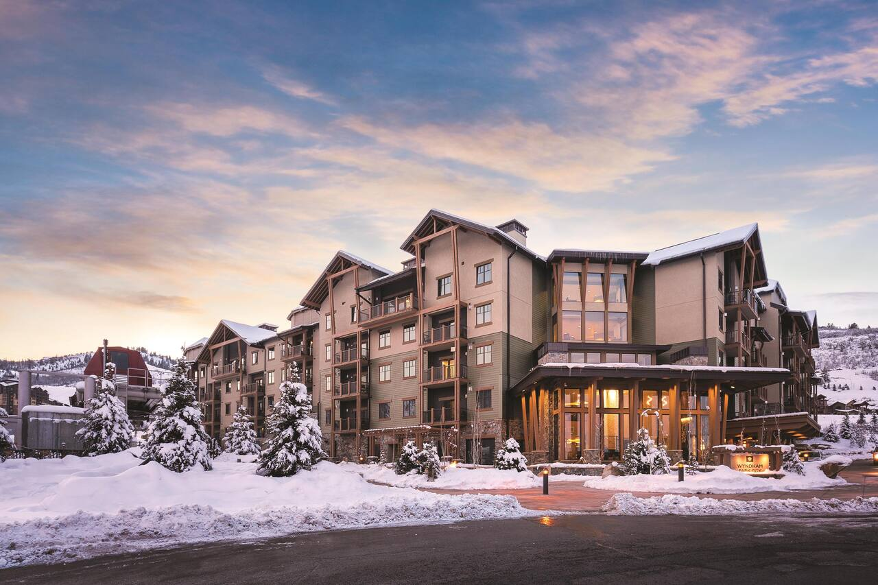 Wyndham Park City in Salt Lake City, Utah