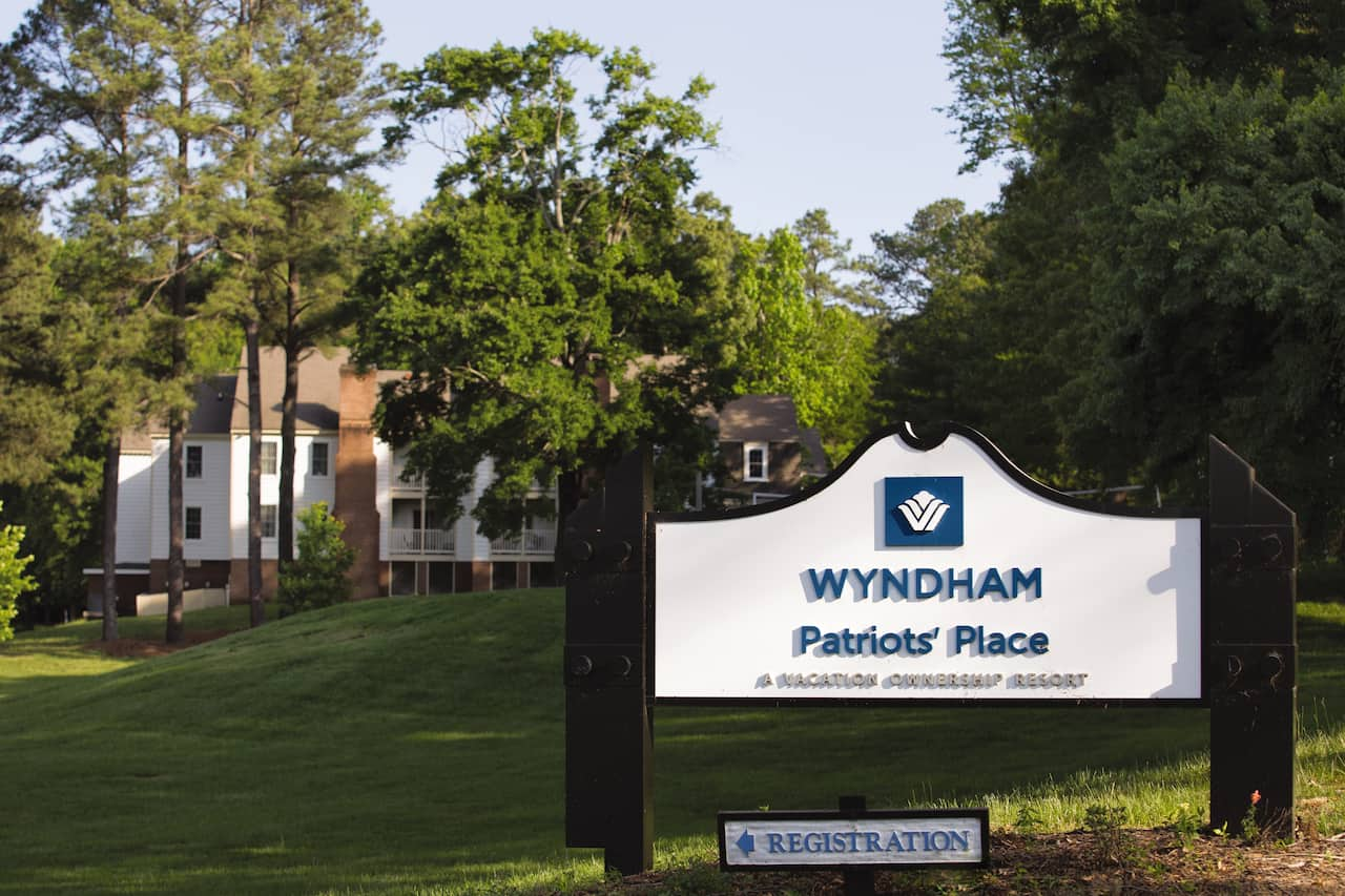 Wyndham Patriots' Place in  Williamsburg,  Virginia