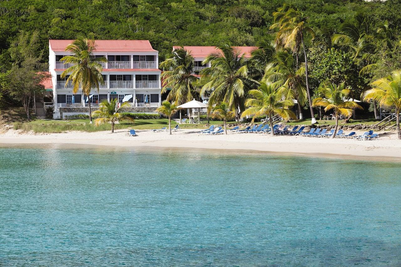 Bluebeard's Beach Club in  Culebra,  Puerto Rico
