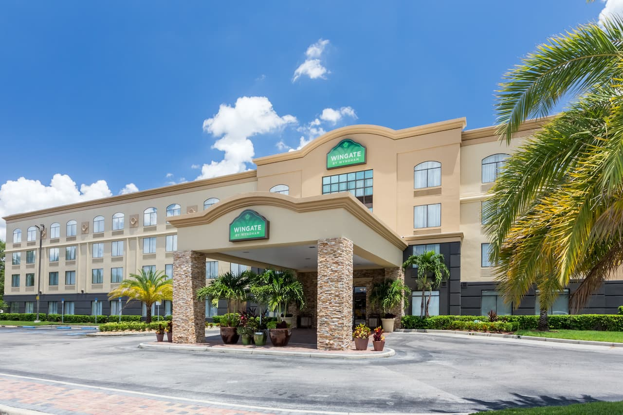 Wingate by Wyndham Convention Ctr Closest Universal Orlando in  Orlando,  Florida