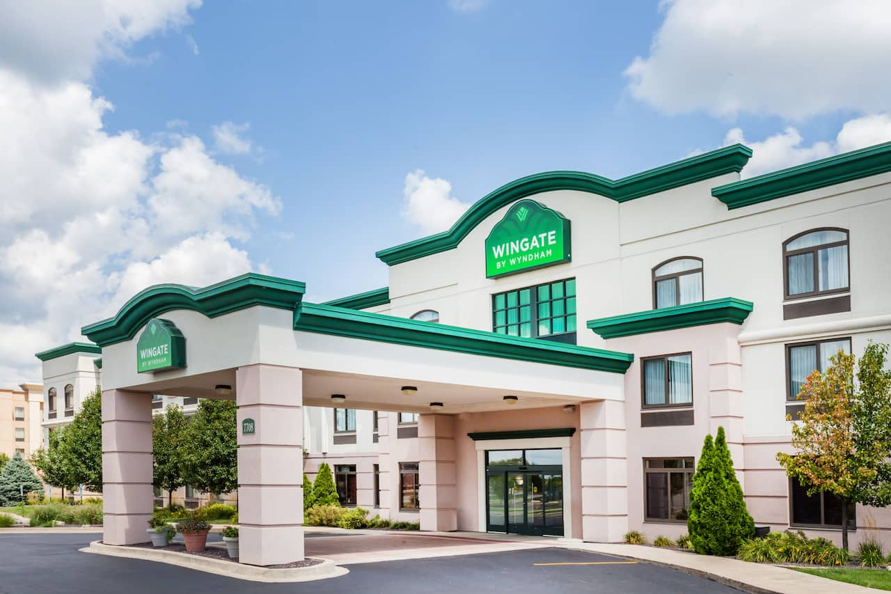 Wingate by Wyndham Peoria in  Canton,  Illinois
