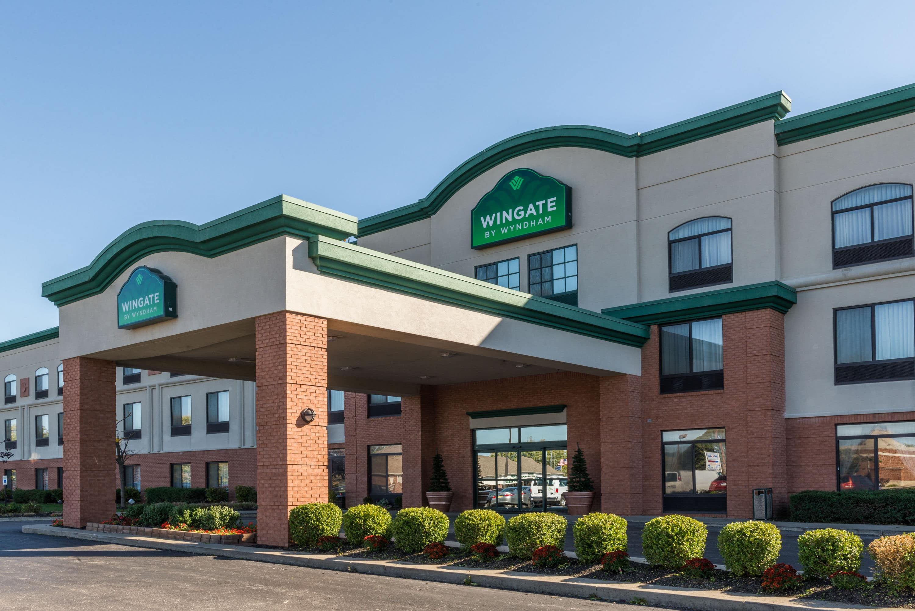 Wingate By Wyndham Indianapolis Airport Rockville Rd In Hotels