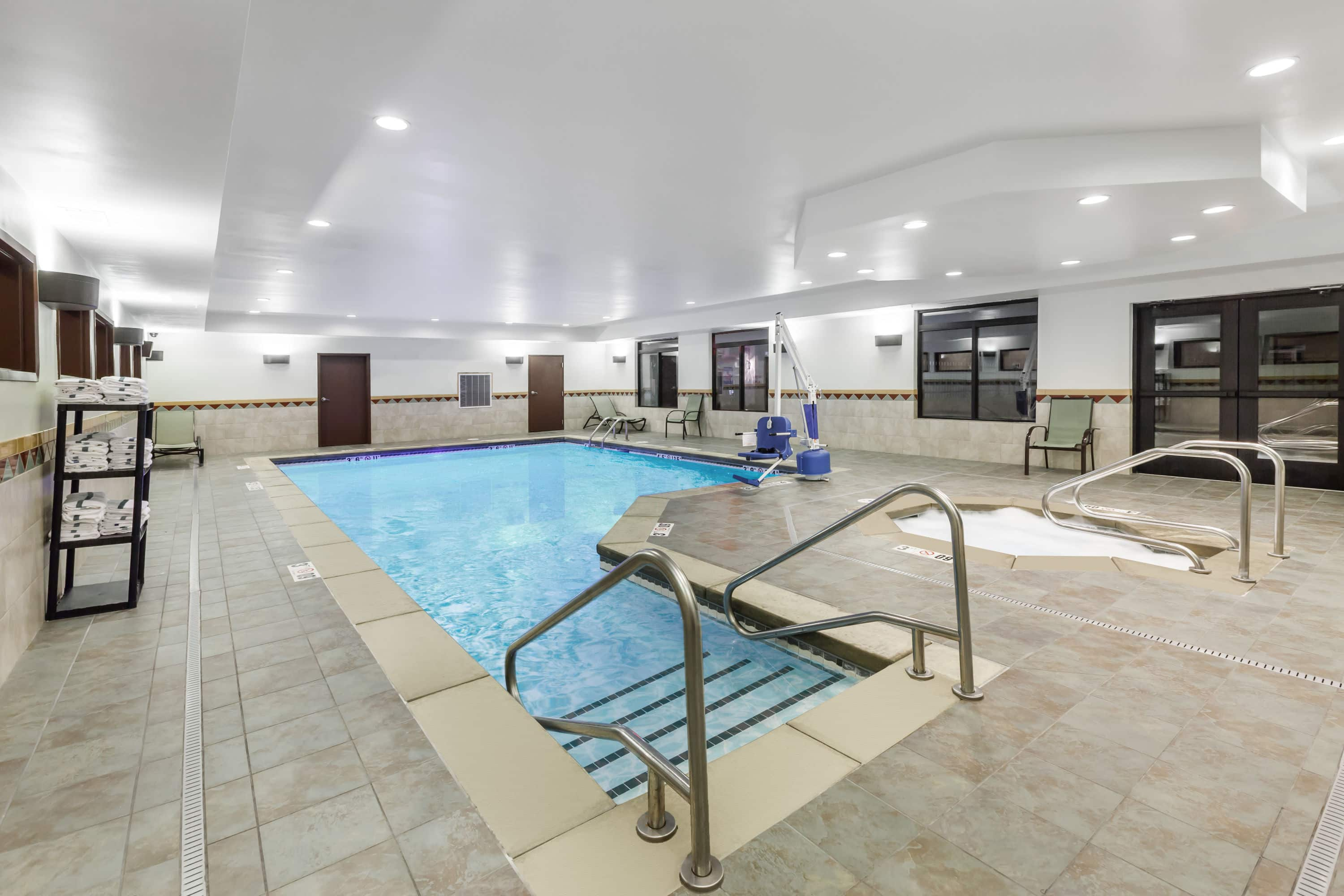 Gallery Of Pool At The Wingate By Wyndham Tulsa In Oklahoma With Hotels Near Business Center Ok