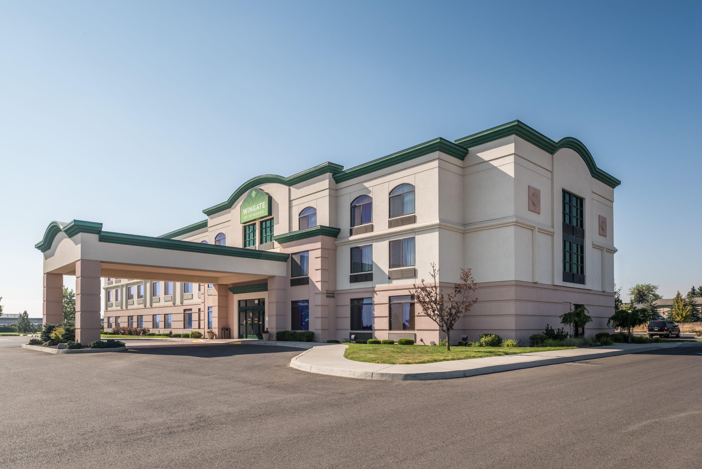 Hotels In Spokane Wa >> Wingate By Wyndham Spokane Airport Spokane Wa Hotels
