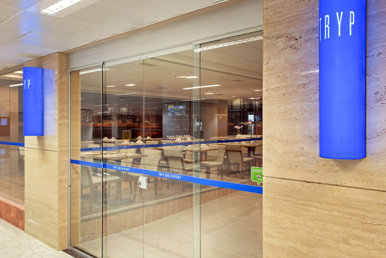 TRYP by Wyndham Sao Paulo Guarulhos Airport in  Guarulhos,  BRAZIL