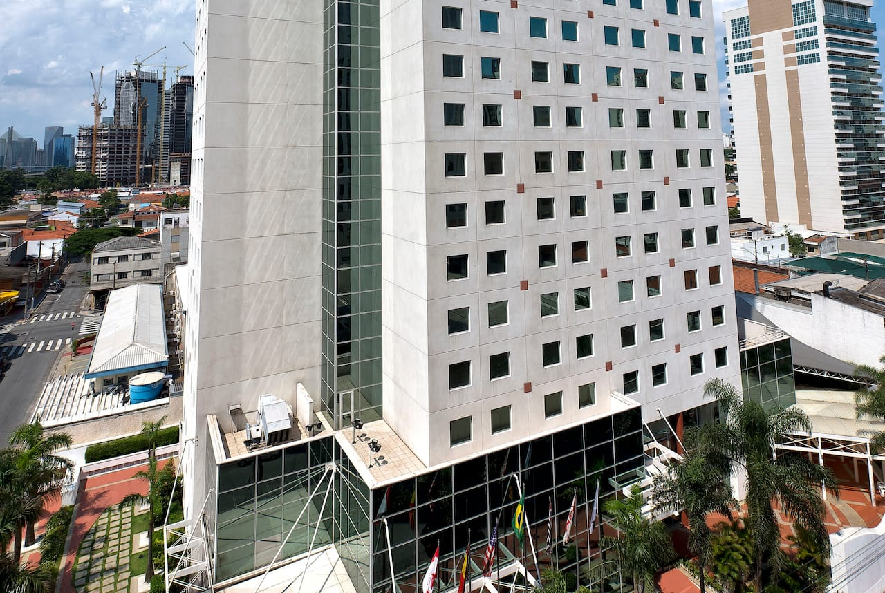 TRYP by Wyndham Sao Paulo Nacoes Unidas Hotel in  Guarulhos,  BRAZIL