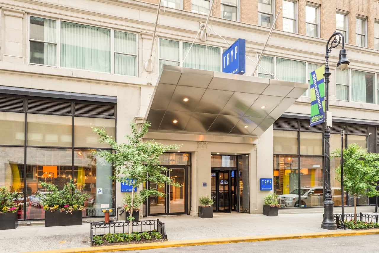 TRYP New York City Times Square South near Little Shubert Theatre